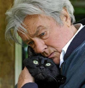 alain-delon-et-son-chat