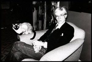 andy-warhol-et-son-chat