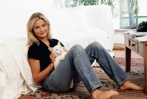 cameron-diaz-et-son-chat