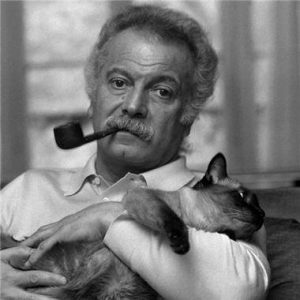 georges-brassens-et-son-chat