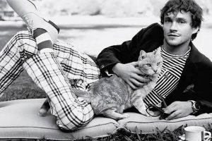 hugh-dancy-et-son-chat