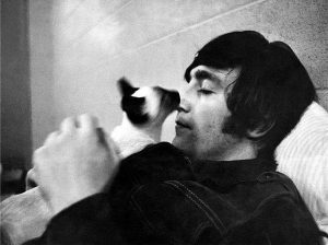 john-lennon-et-son-chat