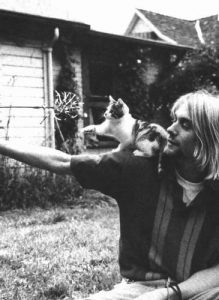 kurt-cobain-et-son-chat
