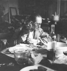 le-corbusier-et-son-chat