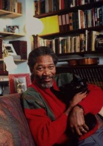 morgan-freeman-et-son-chat