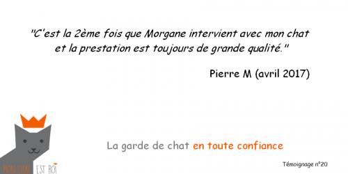 Témoignage 20- Pierre M - Morgane