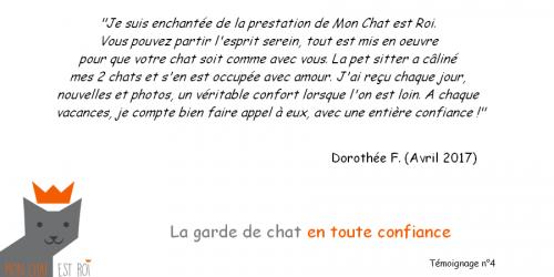 Témoignage 4 - Dorothé F - Lauren