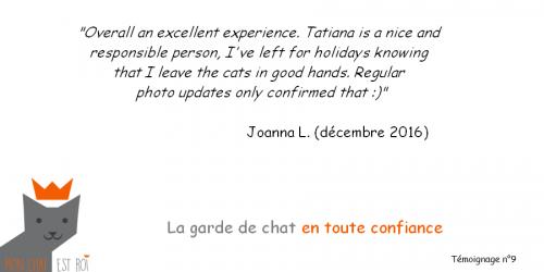 Témoignage 9 - Joanna L - Tatiana