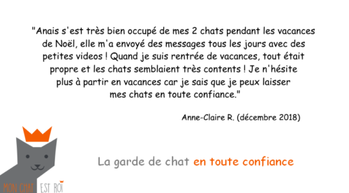 Garde Chat Paris 19 - Anne-Claire R - Anaïs