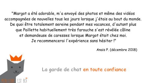 Garde Chat Paris 3 - Anaïs P - Margot