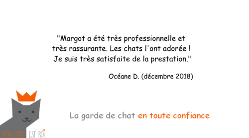 Garde Chat Paris 3 - Océane D - Margot